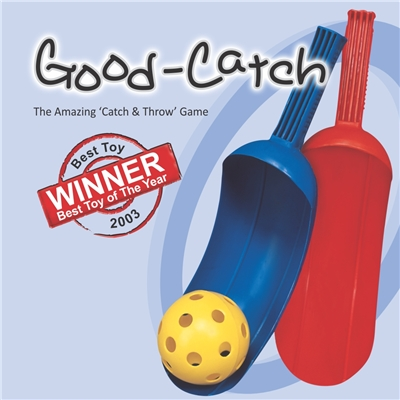 Best Toy of the year - 2003 - Good Catch