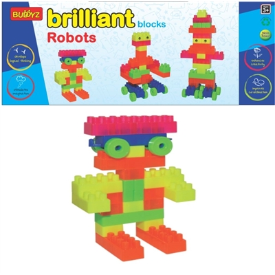 Brilliant Block Robot - 299 /-