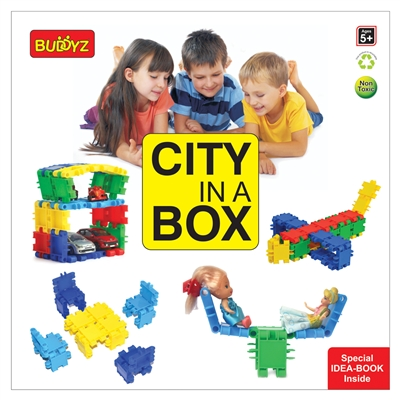 City in a Box - MRP Rs. 399/-