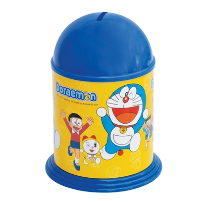 Doraemon Stickerized Coin Bank - MRP Rs. 158/-