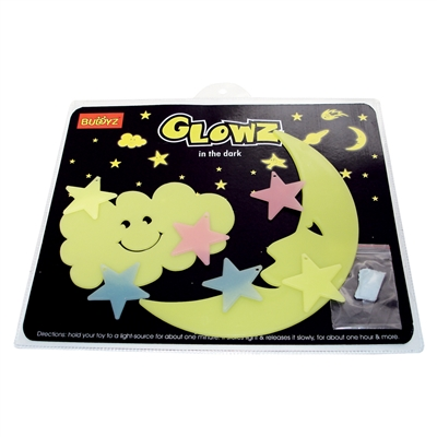 Glowz - Smiling Cloud & Smiling Moon - MRP Rs. 124/-
