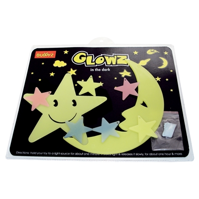 Glowz - Smiling Star & Smiling Moon - MRP Rs. 124/-