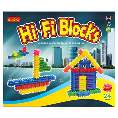 Hi-Fi Blocks - MRP Rs. 299/-