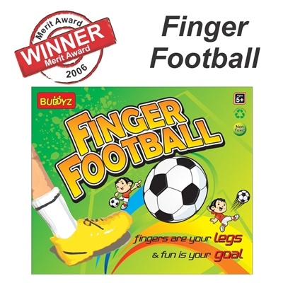Merit Award  - 2006  - Finger Football