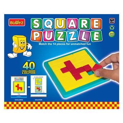 Square Puzzle - MRP Rs. 329/-