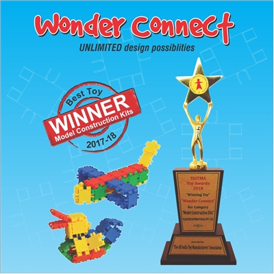 Taitma Toy Award - 2018 - Wonder Connect